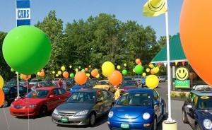 car dealership balloons  Car Dealership Balloons - Balloon Country